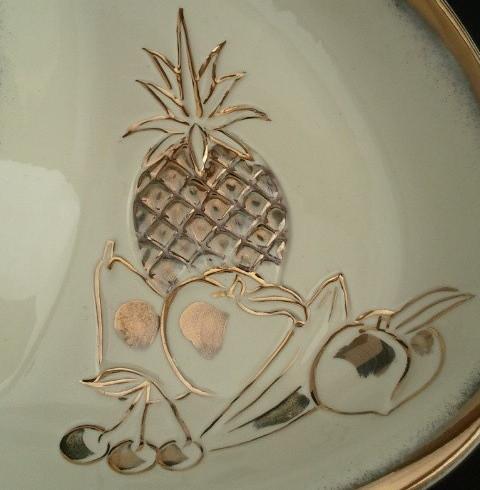Hoenig of California Vintage Serving Bowl