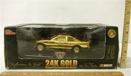 1998 Racing Champions 24K Gold Plated Pontiac Grand Prix #36 Ernie Irvan 1:24 - $32.71