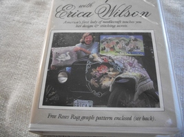 Cross Stitch with Erica Wilson VHS - $5.00