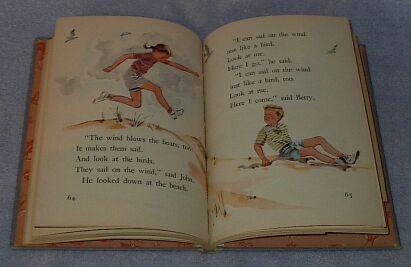 Rain and Shine Childrens Old School Reader