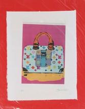 Louis Vuitton Purse Print by Fairchild Paris Limited Edition 11/200 - $148.49