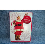 Coca Cola Collectible Playing Cards Bicycle Brand 2008 Holiday Santa Claus  - $3.54
