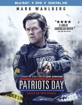 Patriots Day (Blu Ray/DVD W/Digital Hd) (Ws/Eng/Fren/Sp/Sp Sub/2.0/5.1Dd)