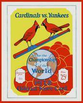 1928 St. Louis Cardinals Vs New York Yankee 8X10 Photo Baseball Picture - $4.94