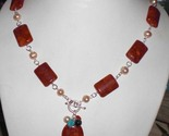 Coral y128genuine  necklace thumb155 crop