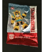 Wendys Kids Meal Toy Hasbro Transformers Bumble Bee 2019 New Sealed Pack... - $8.86