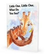 Little One Little One What Do You See Name Pers... - $19.99