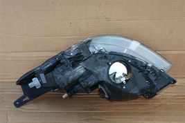 08-09 Nissan Altima 3.5 Coupe Xenon Headlight Head Light Lamps Set L&R POLISHED image 7