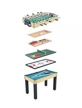 AirZone Play 9 in 1 multi game table! - $143.99