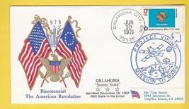 PROJECT VIKING MISSION TO MARS OKLAHOMA CITY, OK  JUNE 19 1976 - $1.98