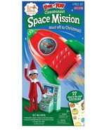 Elf On The Shelf Space Mission Inflatable Rocket, Console & Stickers - $34.95