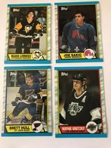 1989-90 Topps Hockey Card Set - Nice Joe Sakic RC - $15.00