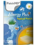 PatchMD Allergy Plus Topical Vitamin Patch 30 Day Supply Patch - $20.00