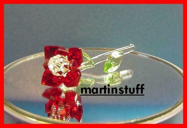 Crystal World ® Long Stem Red Rose Flower $45. $0. SHIP