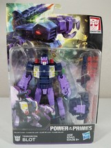 Transformers Power of the Primes - Deluxe Class - Terrorcon Blot - Hasbro 2017 - $20.75