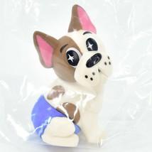 Funko Paka Paka Daisy Dukes Dogs Tushie French Bulldog 1/18 Chase Mini Figure image 2