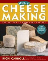 Home Cheese Making by Carroll, Fast Free Shipping - $7.50