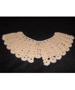 crochet collar - $5.00