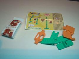 Kinder - 2005 C84 Affenstarke Zirkus Artisten + paper + sticker - surprise egg - $1.50