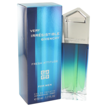 Givenchy Very Irresistible Fresh Attitude Cologne 1.7 Oz Eau De Toilette Spray image 1