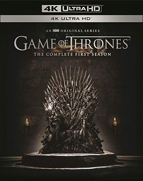 Game Of Thrones: First Season [4K Ultra HD]