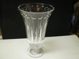 "Huge Older Shannon Crystal Vase~~~Stunning To See~~~13"" Tall - $29.99"
