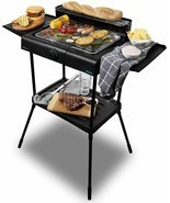 Cecotec BBQ Electric Perfectsteak 4250 Stand With 2400 W 3 Levels Of Altur - £120.87 GBP