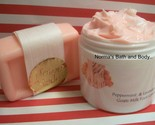 Peppermint and lavender soap and lotion set thumb155 crop