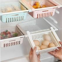 Adjustable Stretchable Refrigerator Organizer Drawer Basket Refrigerator - $19.91+