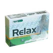 TG Farm RELAX 30 TABLETS - recommended in anxiety, tension, irritability - $25.00