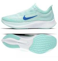 Nike Air Zoom Fly 3 Vaporweave Running AT8241 300 Blue Teal Green Womens 7.5 - $117.60