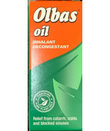 Olbas oil natural vapours for easy breathing relaxing and soothing 12ml - $11.12