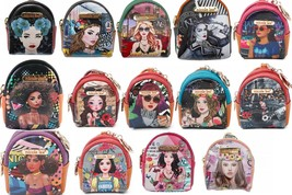 Designer Mini Backpack Coin Purse Charm Keychain Key Ring Custom Cute Ke... - $7.60+