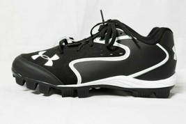 Under Armour Baseball Shoes Cleats 1250342-011 Men Size 8.5 - $19.75
