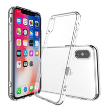 For iPhone XS / XS MAX / 9 Crystal Clear Case Transparent Soft TPU Rubbe... - $4.72+