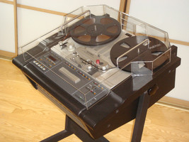 NEW DUST COVER with REEL EXTENSIONS Studer A-807 A-810 A-812 A-820 B-67 ... - $187.11