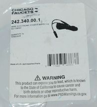 Chicago Faucets 242 340 00 1 Wire Electronic Power Supply image 3