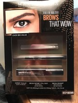 Maybelline Brows That Wow Kit  - $12.59