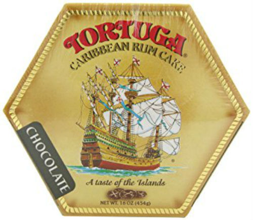 Primary image for TORTUGA CARIBBEAN CHOCOLATE RUM CAKE 16 OZ