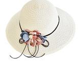 2019 women hat ladies women wide brimmed floppy foldable summer sun beach hat hats thumb155 crop