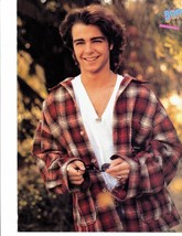 Joey Lawrence teen magazine pinup clippings Tiger Beat Red Flannel Shirt