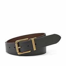 Authentic Fossil Men's Beckett Reversible Belt MB1298001 Black/Brown Siz... - $34.60