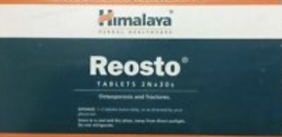 Primary image for Reosto Reduce Risk Of Bone Fractures, Bone Metabolism 30 Tablets