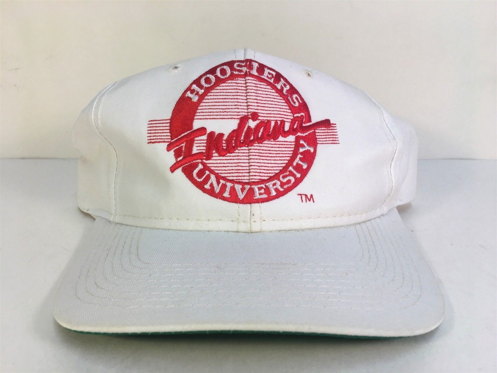 92ed71a2 VTG The Game Indiana Hoosiers Glued Tag and similar items