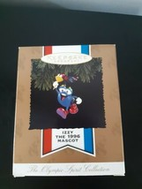 Vintage Izzy The 1996 Mascot Olympic Spirit Collection Ornament Holiday ... - $14.80