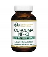 Gaia Herbs (Professional Solutions) - Curcuma Nf-Kb Turmeric Supreme 120... - $96.99