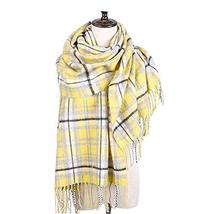 Super Soft Wrap Shawl/Fashion Winter Warm Tartan Scarf/Best Gift for Women