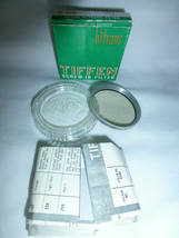RARE Chrome Rim Tiffen 48mm  81B FILTER Made In USA very old stock new 48 - $6.76