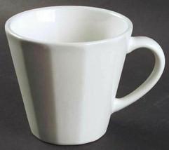 EUC Set of 2 Pfaltzgraff HERITAGE WHITE Coffee/ Tea Cafe Mug  16 oz. - $29.40