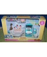Calico Critters BUBBLY BATHROOM Set New - $20.88